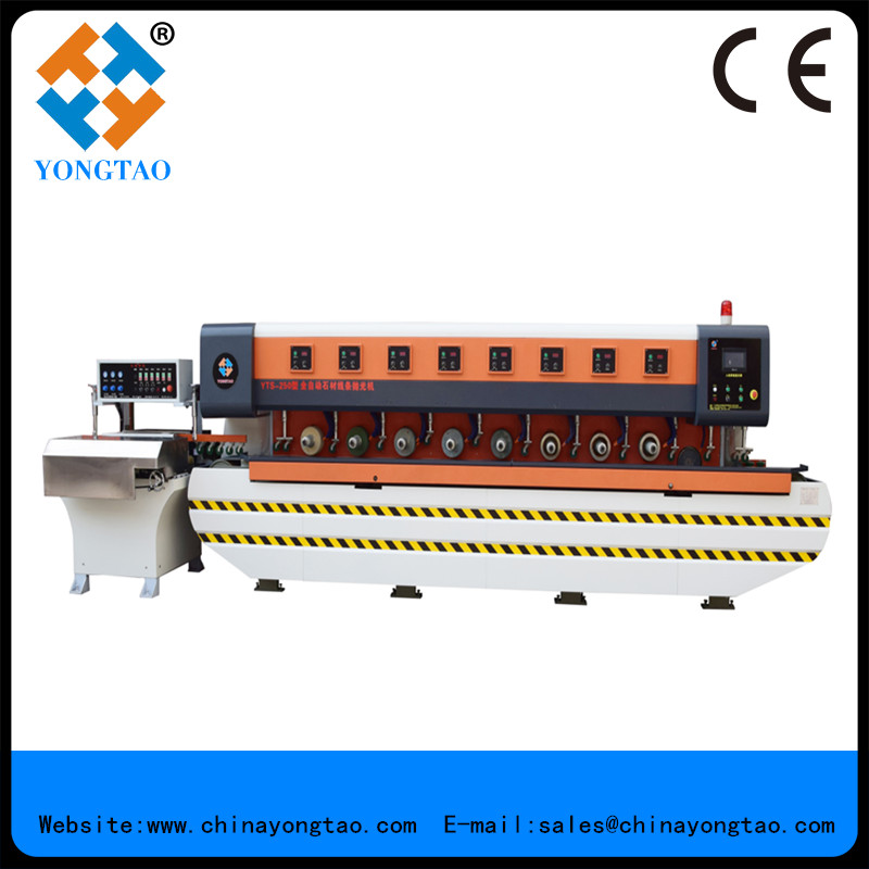 Marble Profiling Polishing Machine