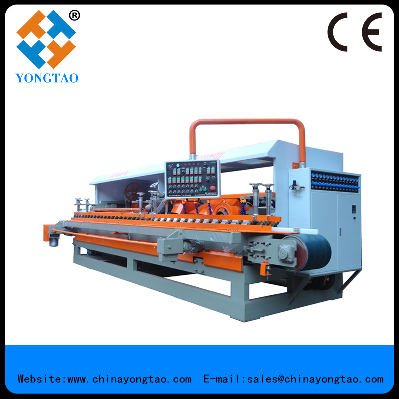 Ceramic Bullnose edge polisher
