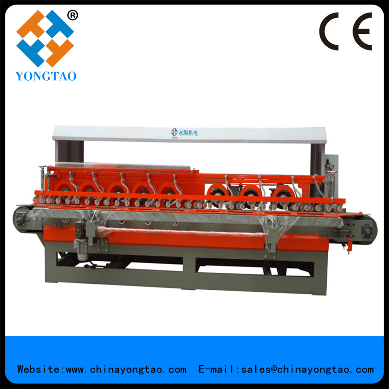 Ceramic tile grooving machine