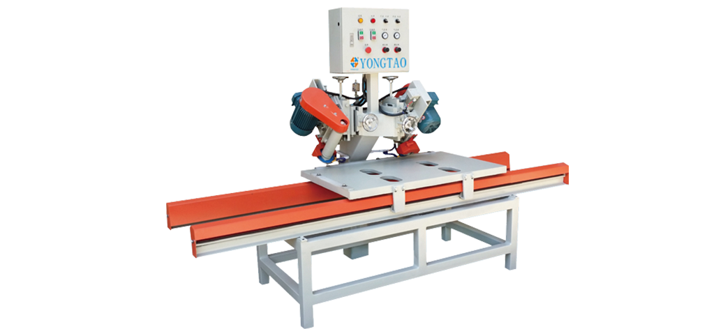YTQKS-1200 Ceramic Tile Back Grooves Cutting Machine