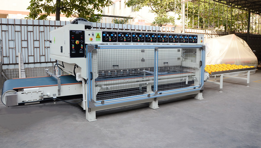 YSU-1200 16 Head Stone Mosaic Polishing Machine
