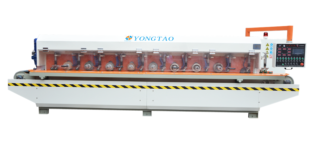 YSXP-250 8 Head Automatic Marble Moulding Machine