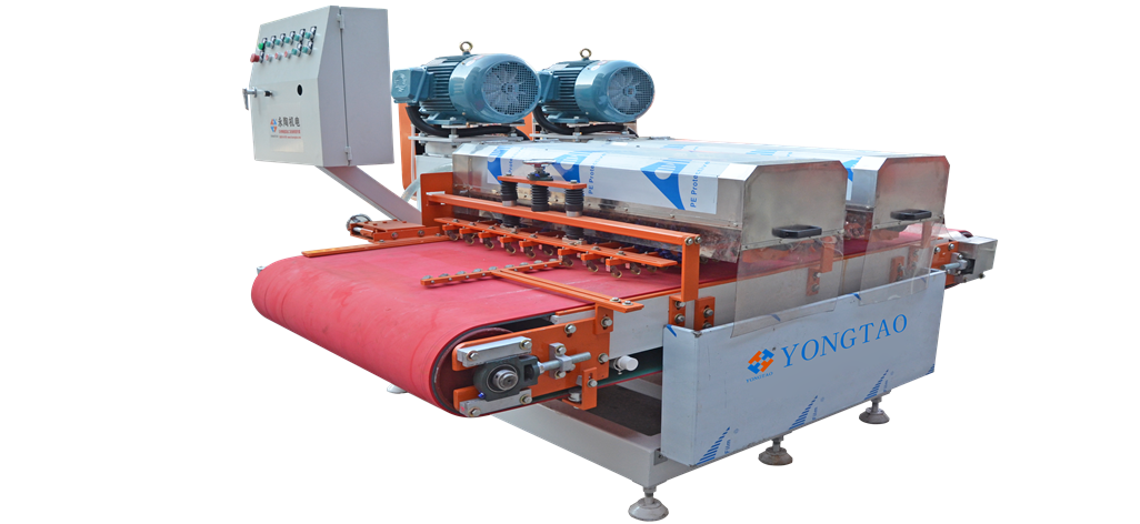 YTQZ-B/2-1000 Two Spindle Automatic Wet Tile Cutter