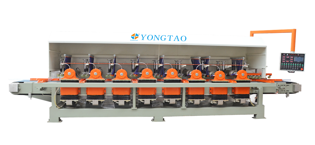 YSXP-800 8 Head Automatic Stone Profiling Machine