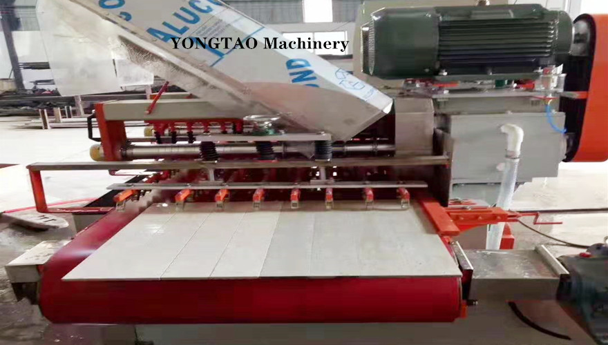 YTQZ-B/1-800 Single Spindle Mosaic Tile Cutters