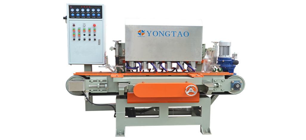 YSU-200 6 Head Stone Flat Polishing Machine​