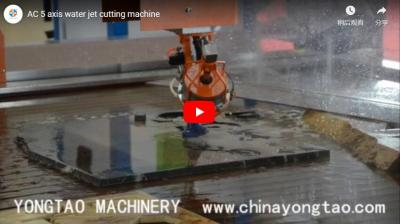 YJ-3020-5L AC 5 Axis Water Jet Cutting Machine