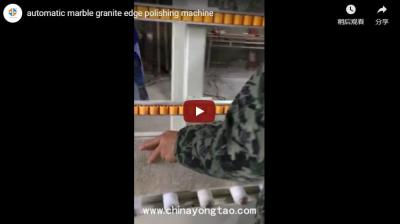 YSM 10 Head Multifunction Automatic Marble Edge Profile Polishing Machine