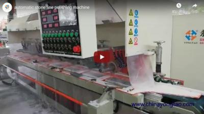 YSXP-250 14 Head Automatic Marble Stone Profiling Polishing Machine