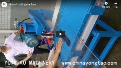 YTQS-1-1200 Manual Ceramic Cutting Machine