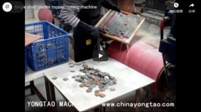 YTQZ-B1-600 Single Spindle Ceramic Tile Mosaic Cutting Machine