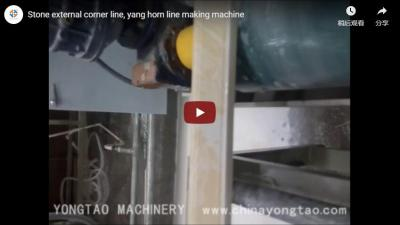 Automatic Marble Molding Polishing Machine