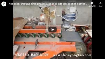 YTQZ-A/2-1200 Two Blade CNC Tile Cutting Machine