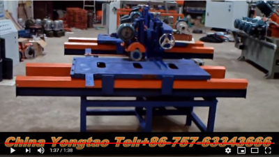 YTQS-2-1200 Manual Multifunctional Tile Cutting Machine