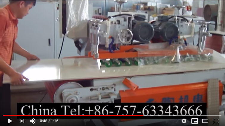 1200 two Head Automatic Wet CNC Tile Cutting Machine