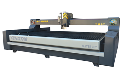 YJ-3020-3L 3 Axis Water Jet Glass Cutting Machine