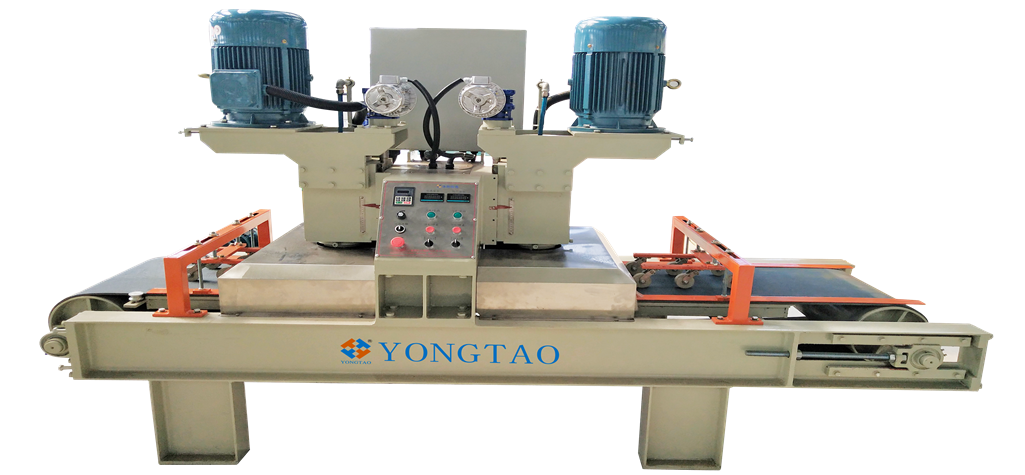 YSG-400 Two Heads Stone Calibration Machine
