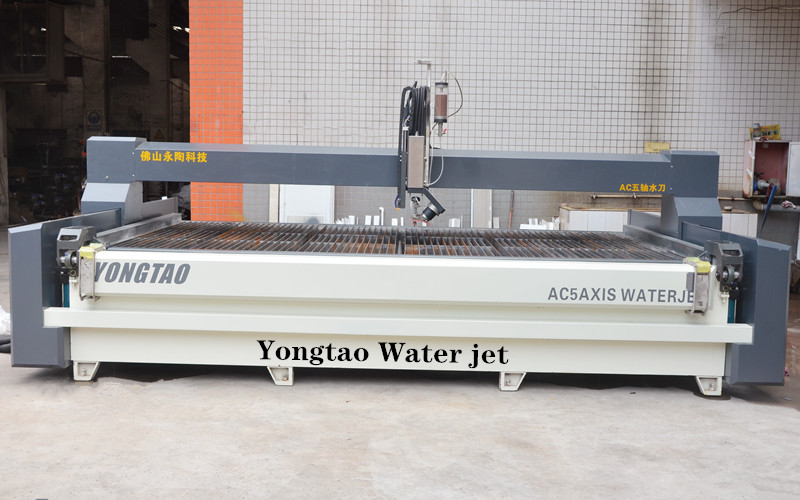 5 axis water jet
