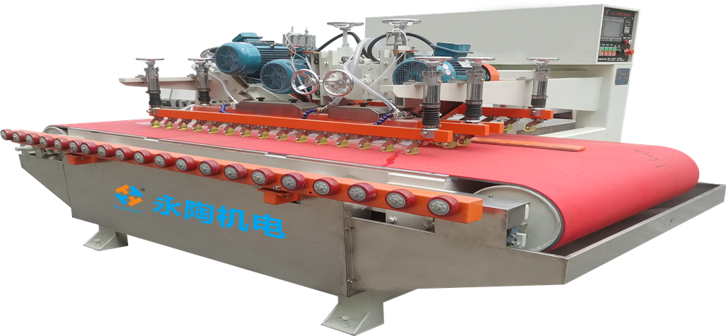 YTQZ-A/3-1800 Three Blade CNC Sintered Stone Cutting Machine
